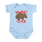 Wombat Fever Infant Bodysuit