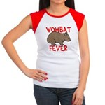 Wombat Fever Women's Cap Sleeve T-Shirt
