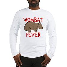 Wombat Fever Long Sleeve T-Shirt