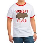 Wombat Fever Ringer T