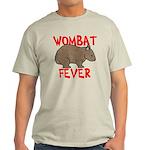 Wombat Fever Light T-Shirt
