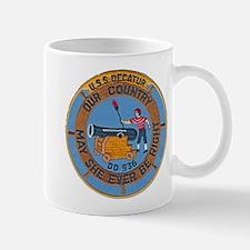 USS DECATUR Mug