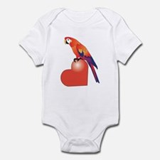 Parrot Luv Infant Bodysuit