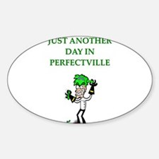perfectville Decal