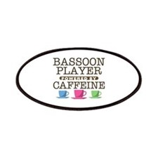 Bassoon Player Powered by Caffeine Patches