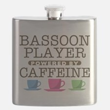 Bassoon Player Powered by Caffeine Flask