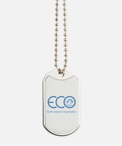 ECO Logo Dog Tags