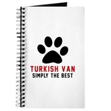 Turkish Van Simply The Best Cat Designs Journal