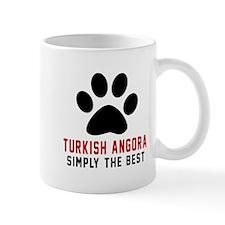 Turkish Angora Simply The Best Cat Desi Mug