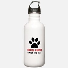 Turkish Angora Simply Sports Water Bottle