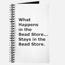 Cute Bead Journal