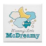 Mommy's Little McDreamy Tile Coaster