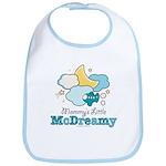 Mommy's Little McDreamy Bib