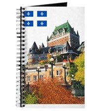Frontenac Castle and Flag Journal