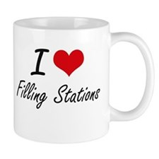 I love Filling Stations Mugs