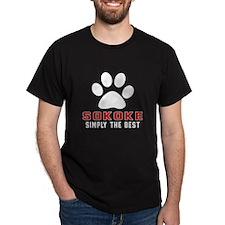 Sokoke Simply The Best Cat Designs T-Shirt