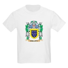 Bailliffy Coat of Arms - Family Crest T-Shirt