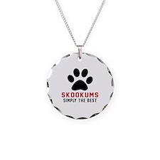 skookums Simply The Best Cat Necklace