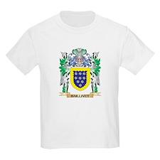 Baillivet Coat of Arms - Family Crest T-Shirt