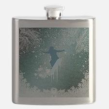 Snowboarding Flask