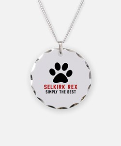 Selkirk Rex Simply The Best Necklace