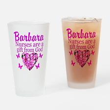 JOY FILLED NURSE Drinking Glass