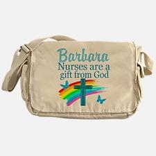 FAITH FILLED NURSE Messenger Bag