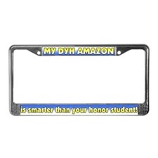 Hnr Student DYH Amazon License Plate Frame
