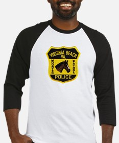 Cute Beach patrol Baseball Jersey