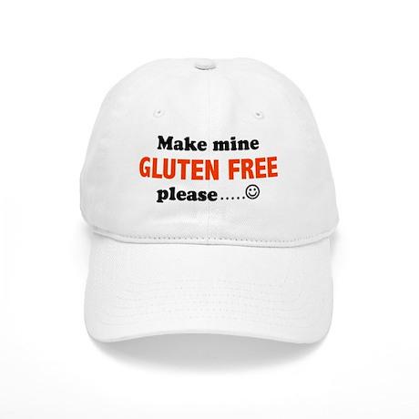Make mine GLUTEN FREE please. Cap