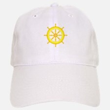 Wheel of Dharma Baseball Baseball Cap