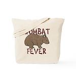 Wombat Fever III Tote Bag