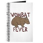 Wombat Fever III Journal