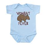 Wombat Fever III Infant Bodysuit