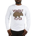 Wombat Fever III Long Sleeve T-Shirt