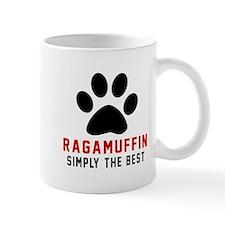 Ragamuffin Simply The Best Cat Designs Mug