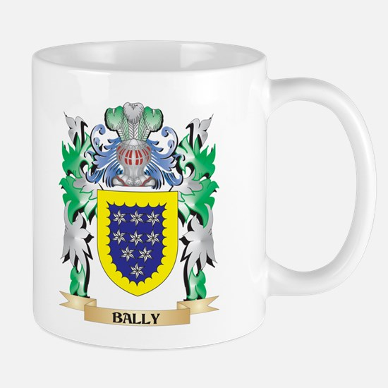 Bally Coat of Arms - Family Crest Mugs