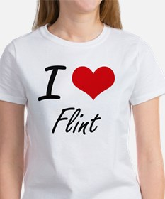 I love Flin T-Shirt