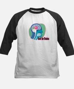 Knit for Brains Kids Baseball Jersey