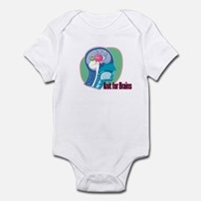 Knit for Brains Infant Bodysuit