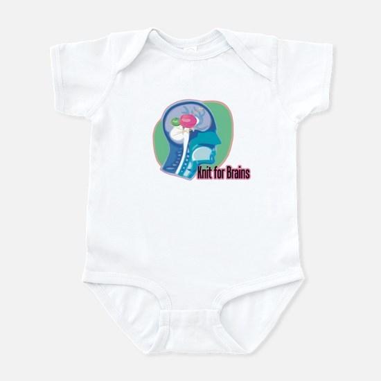 Knit for Brains Infant Bodysuit