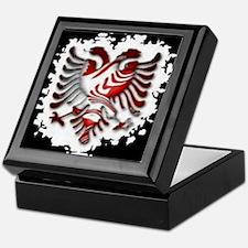 Albanian Keepsake Box