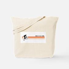Born to ride - BMX design Tote Bag