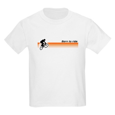Born to ride - BMX design Kids Light T-Shirt