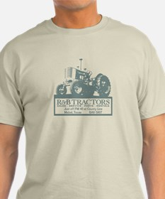 R and B Tractor T-Shirt