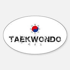 Taekwondo Bumper Stickers