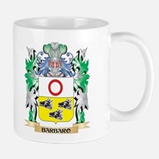 Barbaro Coat of Arms - Family Crest Mugs