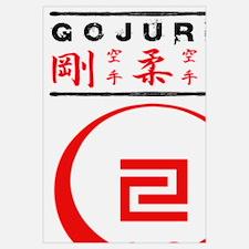 Gojuryu Symbol and text