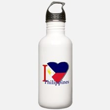 I love Philippines Water Bottle