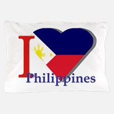 I love Philippines Pillow Case